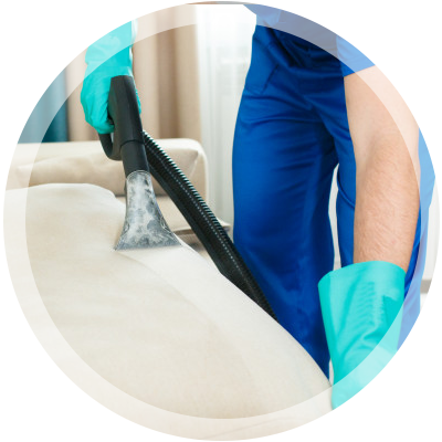 furniture cleaning professional